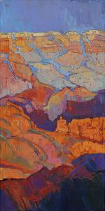 Grand Sunset (right) by Erin Hanson