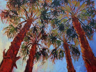 La Quinta Palms by Erin Hanson