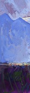 Ocotillo on Blue (left) by Erin Hanson
