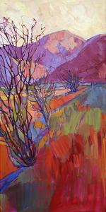 Ocotillo Triptych (right) by Erin Hanson