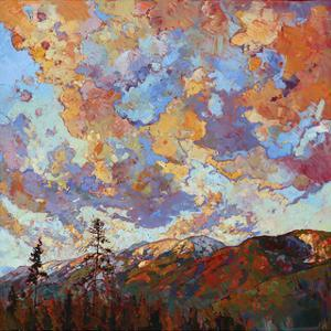 Over the Crest by Erin Hanson