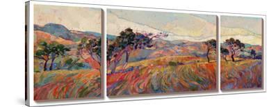 Summer in Triptych Set by Erin Hanson