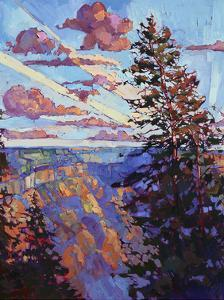 The North Rim IV by Erin Hanson