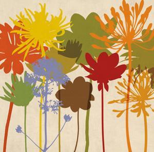 Colorful Bloom I by Erin Lange