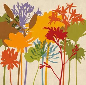 Colorful Bloom II by Erin Lange