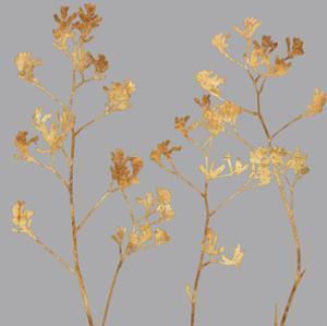 Gold at Dusk II by Erin Lange