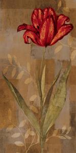 Red Impression I by Erin Lange