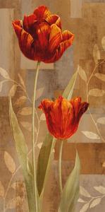 Red Impression II by Erin Lange