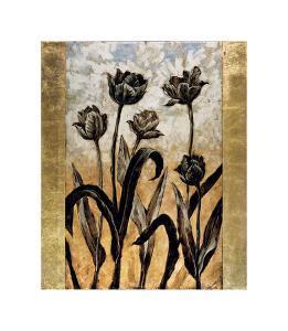 Tulip Silhouette by Erin Lange