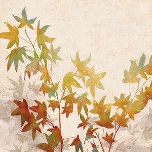 Turning Leaves I by Erin Lange