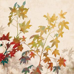 Turning Leaves II by Erin Lange