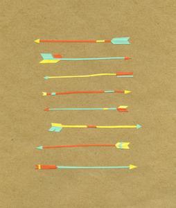 Arrows and Arrows by Erin Lin