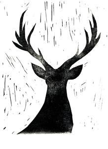 Deer Friend by Erin Lin