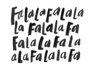 FaLaLa 1 by Erin Lin