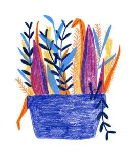 Flowerpot 1 by Erin Lin