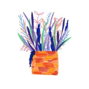 Flowerpot 4 by Erin Lin