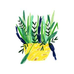 Flowerpot 7 by Erin Lin