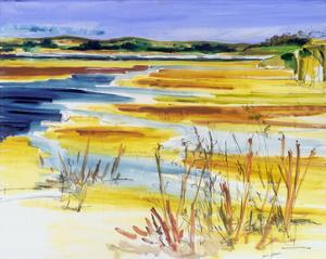 Bright Marsh I by Erin McGee Ferrell