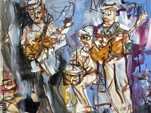 New Orleans Musicians I by Erin McGee Ferrell