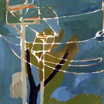 Trees & Wires VII by Erin McGee Ferrell
