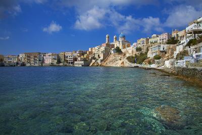 Ermoupoli (Khora), Syros Island, Cyclades, Greek Islands, Greece, Europe-Tuul-Photographic Print