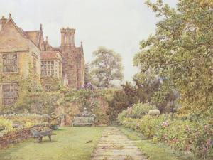 Chequers Court, Buckinghamshire by Ernest A. Rowe