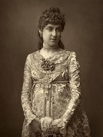 Angela Fenton, British Actress, 1887
