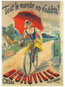 Cycles Decauville by Ernest Clouet