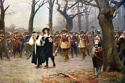 Execution of Charles I, 1649