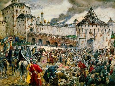The Expulsion of Polish Invaders from the Moscow Kremlin, 1612