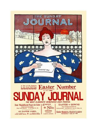 The Sunday Journal, Easter Number