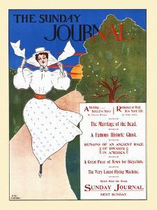The Sunday Journal by Ernest Haskell