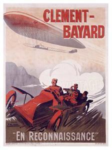 Clement Bayard by Ernest Montaut