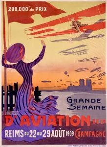 Grande Semaine d'Aviation by Ernest Montaut
