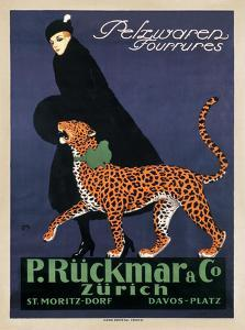 P. Ruckmar and Co., 1910 by Ernest Montaut