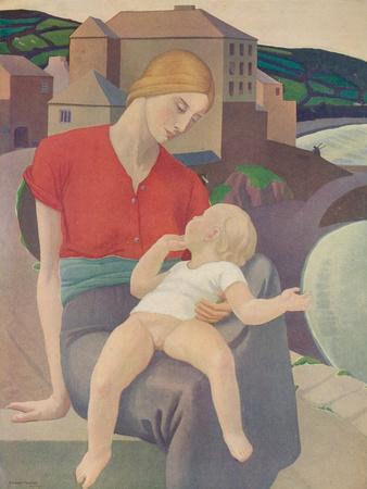 'The Virgin of the Harbour', 1915, (c1932)