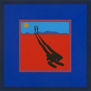 Falling Man by Ernest Trova