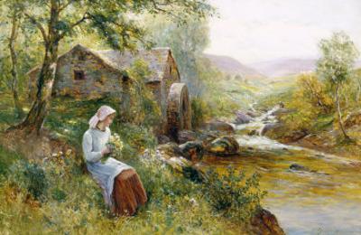 The Mill Stream