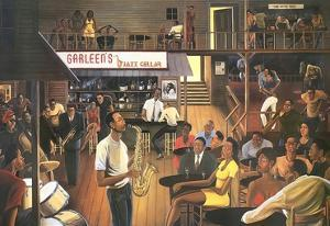 Jazz from the Cellar by Ernest Watson