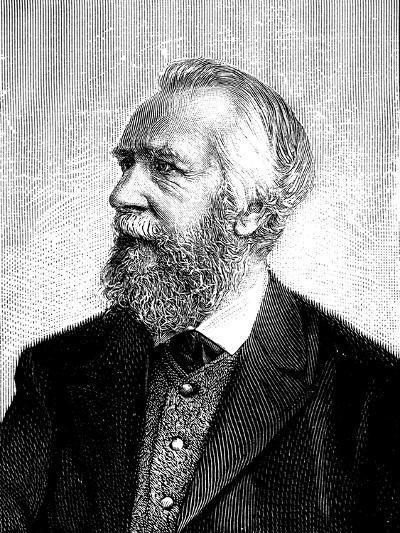 Ernst Haeckel (1834-191), German Zoologist and Evolutionist--Giclee Print