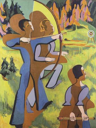 Archers, 1935-1937