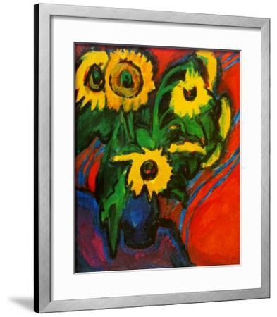Sunflowers, c.1909