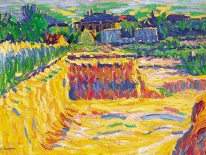The Loam Pit, C. 1906 by Ernst Ludwig Kirchner