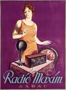 Radio Maxim by Ernst