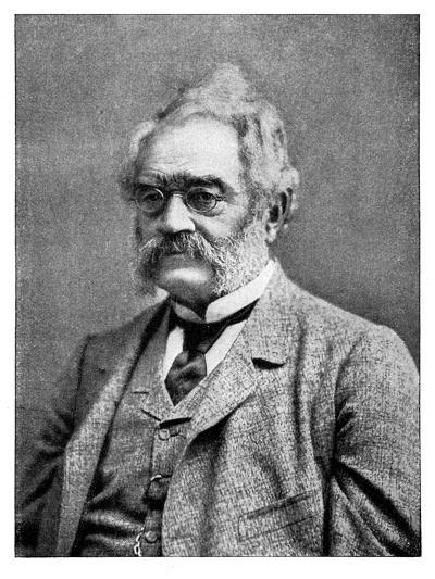 Ernst Werner Von Siemens 19th Century German Inventor and Industrialist--Giclee Print