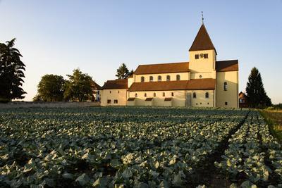 Church St. Georg in Oberzell, Germany