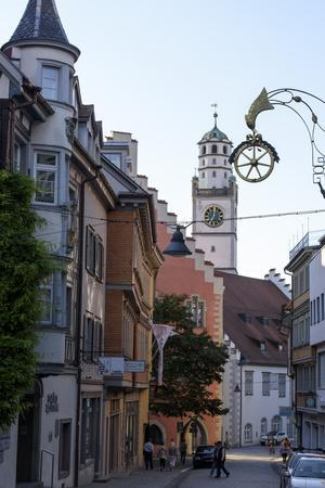 Old Town of Ravensburg, Baden-Wurttemberg, Germany