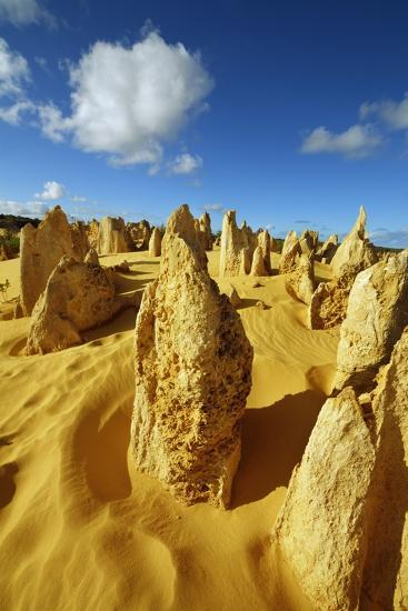 Erosion Landscape Pinnacles-Frank Krahmer-Photographic Print