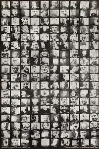 Grimaces 1967 by Erró (Gudmundur Gudmundsson)