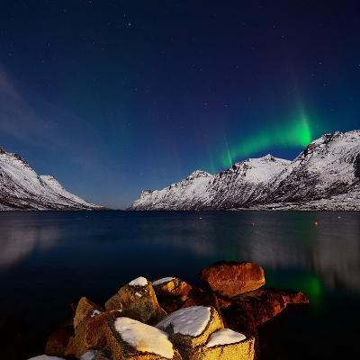 Ersfjordbotn-John Hemmingsen-Photographic Print